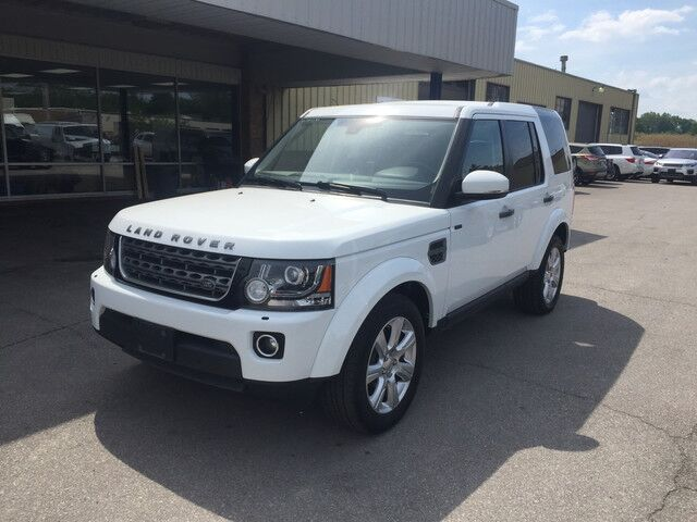 2014 Land Rover LR4 HSE 4WD Cleveland OH