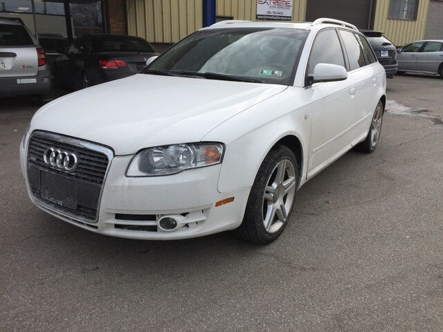 2008 audi a4 wagon 2 0t quattro awd cleveland oh 18386912. Black Bedroom Furniture Sets. Home Design Ideas