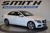 2016 Mercedes-Benz C-Class C 300 MSRP $51,370, 11K OPTIONS, PREMIUM 2 PACKAGE, MULTIMEDIA PKG, PANO
