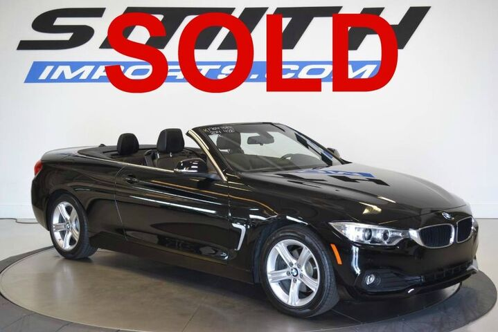 2014 BMW 4 Series 428i Convertible Memphis TN