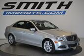 2014 Mercedes-Benz C-Class C 250 Luxury MULTIMEDIA PKG, LANE TRACKING PKG, KEYLESS GO