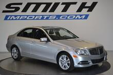 2014 Mercedes-Benz C-Class C 250 Luxury MULTIMEDIA PKG, LANE TRACKING PKG, KEYLESS GO Memphis TN