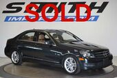 2014 Mercedes-Benz C-Class C 250 Sport MSRP $44,880, 9K OPTIONS, LEATHER SEATING PKG, MULT