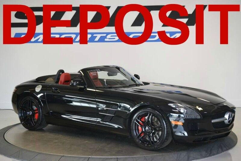 2012 Mercedes-Benz SLS AMG MSRP $204,925, AMG WHEELS, NAVIGATION, BACK UP CAMERA Memphis TN