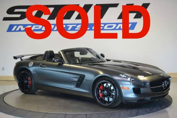 2015 Mercedes-Benz SLS AMG GT 2.99% FINANCING WAC!!!! 46K OPTIONS, SLS AMG GT FINAL EDITION P Memphis TN