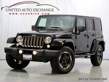 Jeep Wrangler Unlimited Dragon Edition 4WD 2014