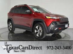 2014 Jeep Cherokee Trailhawk 4X4 Dallas TX