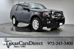 2013 Ford Expedition LIMITED Dallas TX