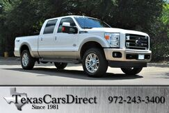 2012 Ford Super Duty F-250 SRW King Ranch 4x4 Dallas TX