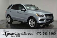 2014 Mercedes-Benz M-Class ML350 DIESEL PREMIUM 4MATIC Dallas TX