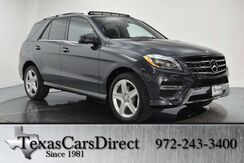 2014 Mercedes-Benz M-Class ML350 SPORT 4MATIC Dallas TX