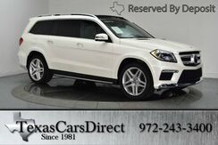 2014 Mercedes-Benz GL-Class GL550 SPORT 4MATIC Dallas TX