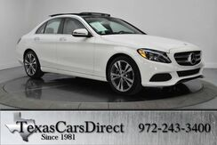 2016 Mercedes-Benz C-Class C300 PREMIUM II SEDAN Dallas TX