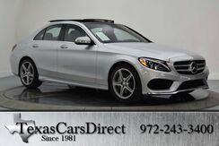 2015 Mercedes-Benz C-Class C300 SPORT SEDAN Dallas TX