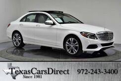 2016 Mercedes-Benz C-Class C300 LUXURY SEDAN Dallas TX