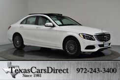 2015 Mercedes-Benz C-Class C300 LUXURY 4MATIC SEDAN Dallas TX