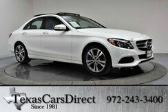 2015 Mercedes-Benz C-Class C300 PREMIUM SEDAN Dallas TX