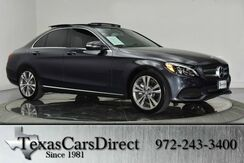 2015 Mercedes-Benz C-Class C300 PREMIUM 4MATIC SEDAN Dallas TX