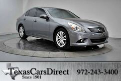 2010 Infiniti G37 Sedan Journey Dallas TX