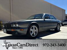 2002 Jaguar XJ XJ Sport Dallas TX