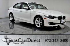 2014 BMW 3 Series 328d DIESEL PREMIUM SEDAN Dallas TX