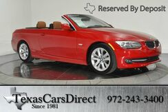 2013 BMW 3 Series 328i CONVERTIBLE PREMIUM Dallas TX