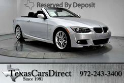 2013 BMW 3 Series 335i ///M SPORT CONVERTIBLE Dallas TX