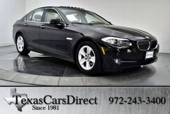 2013 BMW 5 Series 528i SEDAN Dallas TX