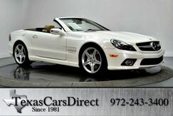 2009 Mercedes-Benz SL-Class SL550 CONVERTIBLE SPORT Dallas TX