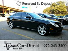 2009 Mercedes-Benz CLS-Class CLS550 SPORT Dallas TX