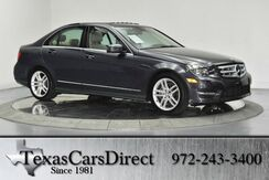 2013 Mercedes-Benz C-Class C250 SPORT SEDAN Dallas TX