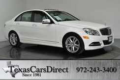 2013 Mercedes-Benz C-Class C250 LUXURY SEDAN Dallas TX