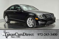 2014 Mercedes-Benz C-Class C250 SPORT SEDAN Dallas TX