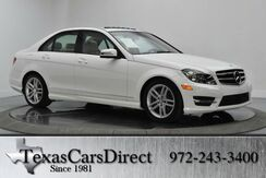 2014 Mercedes-Benz C-Class C300 SPORT 4MATIC SEDAN Dallas TX