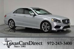 2015 Mercedes-Benz E-Class E350 SPORT Dallas TX