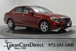2014 Mercedes-Benz E-Class E350 LUXURY Dallas TX