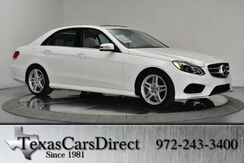 2014 Mercedes-Benz E-Class E350 SPORT Dallas TX