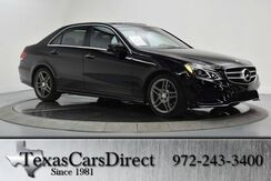 2014 Mercedes-Benz E-Class E350 SPORT 4MATIC Dallas TX