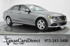 2014 Mercedes-Benz E-Class E350 LUXURY 4MATIC Dallas TX