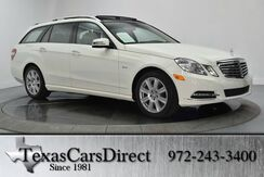 2012 Mercedes-Benz E-Class E350 WAGON PREMIUM II LUXURY 4MATIC Dallas TX