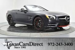 2016 Mercedes-Benz SL-Class SL550 LIMITED MILLE MIGLIA 417 SPECIAL EDITION AMG CONVERTIBLE Dallas TX