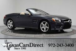 2013 Mercedes-Benz SL-Class SL550 CONVERTIBLE SPORT Dallas TX