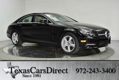 2014 Mercedes-Benz CLS-Class CLS550 PREMIUM Dallas TX