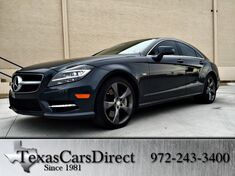 2012 Mercedes-Benz CLS-Class CLS550 Dallas TX
