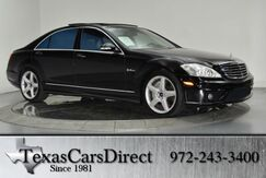 2008 Mercedes-Benz S-Class S63 PREMIUM III AMG Dallas TX