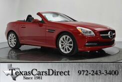 2016 Mercedes-Benz SLK-Class SLK300 PREMIUM II CONVERTIBLE Dallas TX