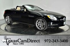 2014 Mercedes-Benz SLK-Class SLK250 CONVERTIBLE PREMIUM Dallas TX
