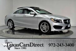 2014 Mercedes-Benz CLA-Class CLA250 SPORT Dallas TX