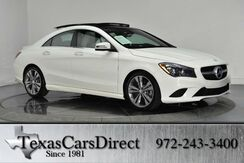 2016 Mercedes-Benz CLA-Class CLA250 PREMIUM Dallas TX