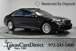 2015 Mercedes-Benz S-Class S600 Dallas TX